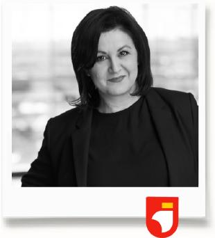 Małgorzata Głębicka -  Prezes Zarządu Fundacji PKO BP