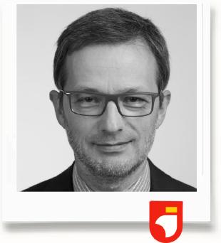 Jan Wróbel -  Wiceprzewodniczący Rady Fundacji