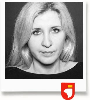 Magdalena Rigamonti -  Dziennikarka