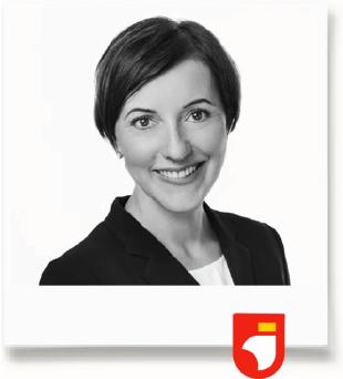 Joanna Sebzda-Załuska -  Prezes Zarządu GWW Grynhoff i Partnerzy Radcowie Prawni Doradcy Podatkowi Sp. z o.o.
