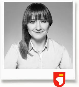 Nina Graboś -  Dyrektor ds. komunikacji korporacyjnej Agora S.A.