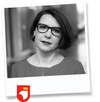 Magdalena Pawlak -  Prezes Zarządu Fundacji