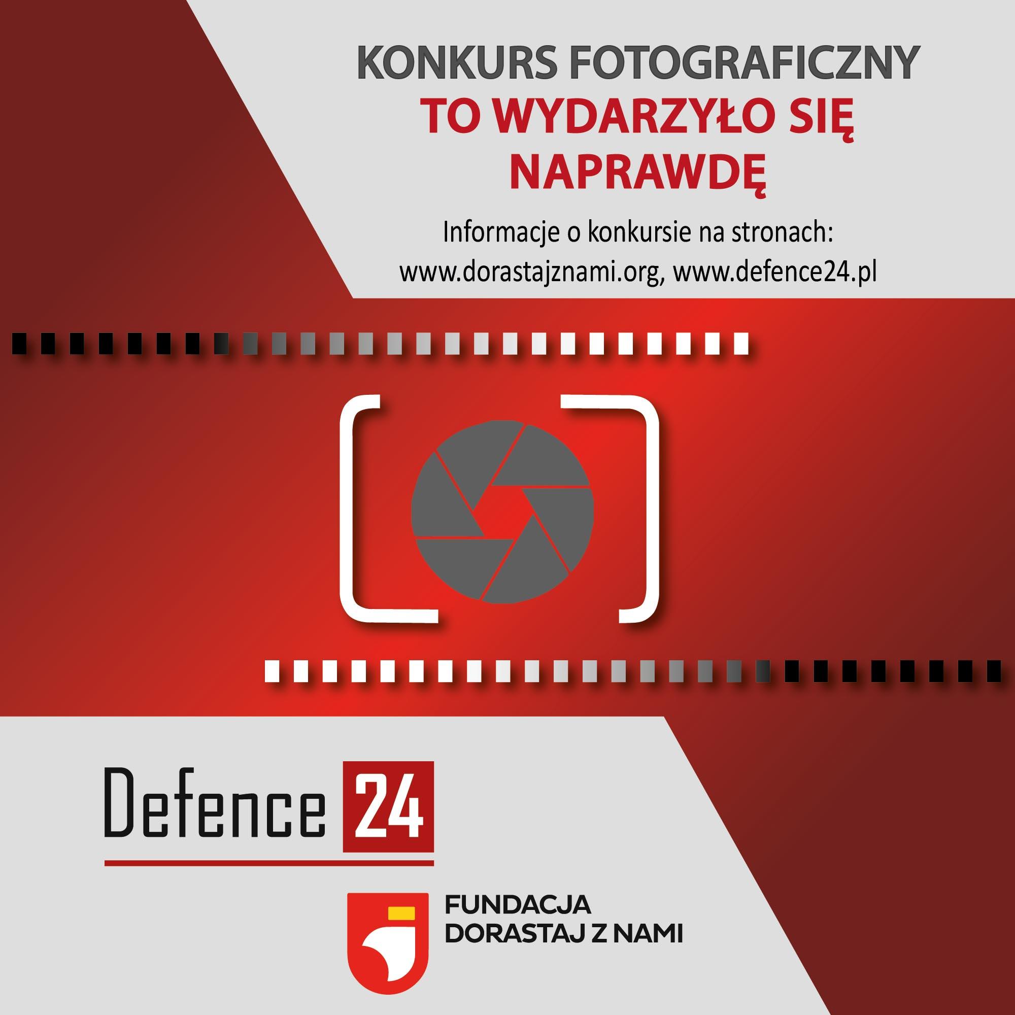 """KONKURS FOTOGRAFICZNY """"TO WYDARZYŁO SIĘ NAPRAWDĘ 2019"""""""