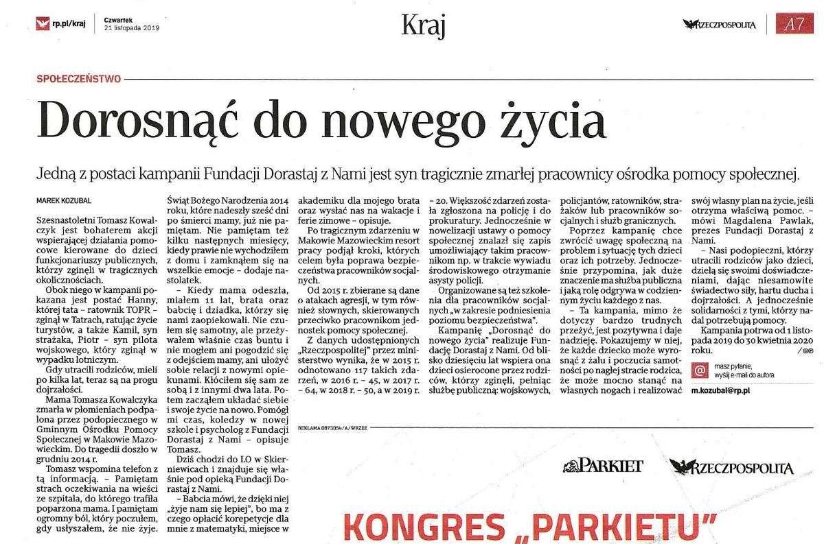 Rzeczpospolita druk Kowalczyk Tomek JPG2